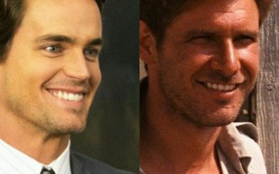 How Matt Bomer and Harrison Ford Can Improve Your Descriptive Writing