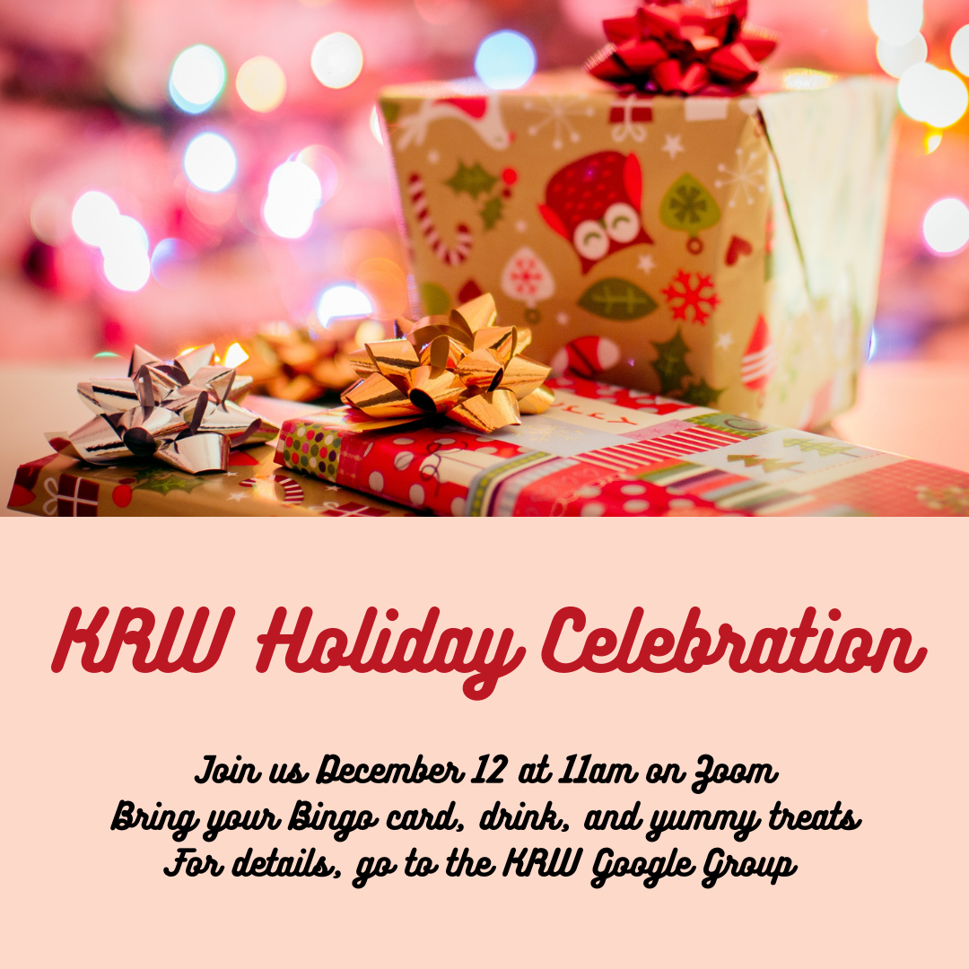 KRW holiday party